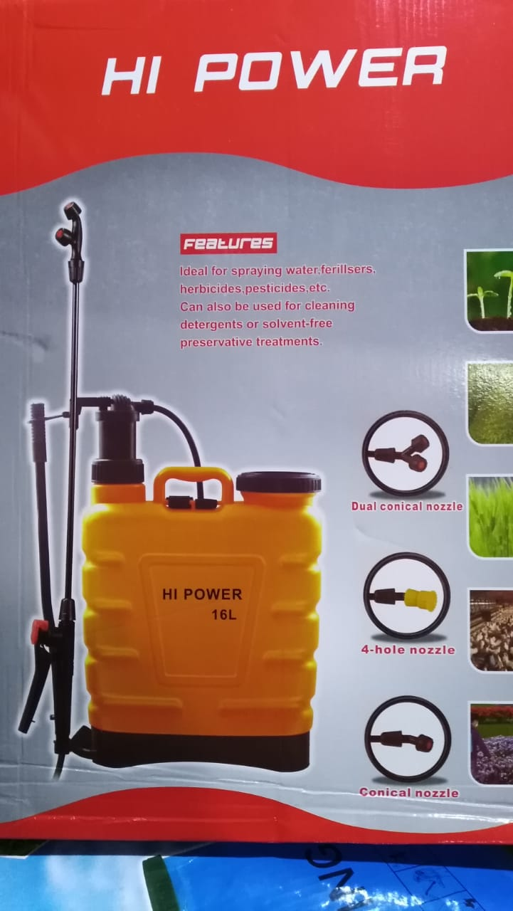 Hi-Power Sprayer